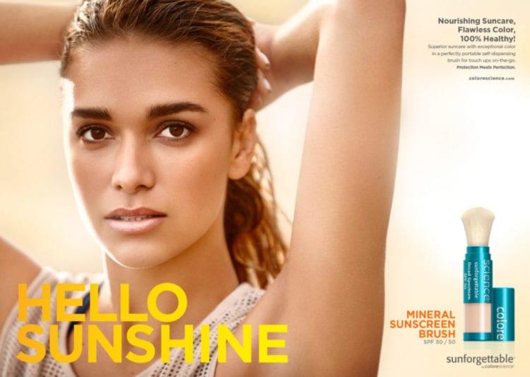 ColoreScience® Sunforgettable