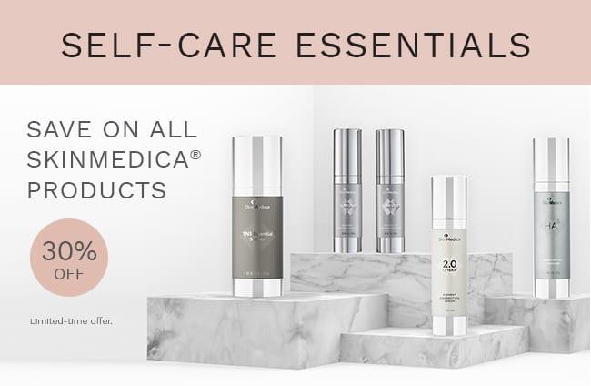 Self Care Essentials 30 Off All SkinMedica%C2%AE Products